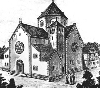 Commmission for the history of the Jews in Hesse